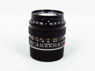 徕卡Leica Summilux-M 50 / 1.4  E43版