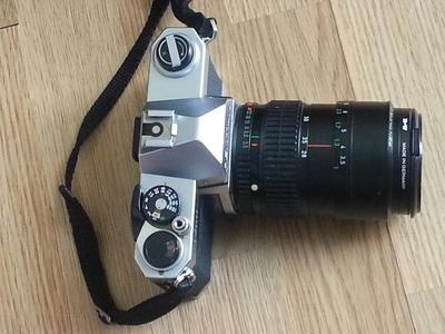 PENTAX K1000 宾得35mm 手动相机