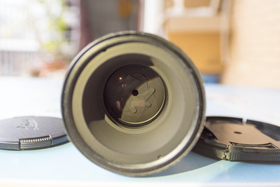 自用 98新 Leica Apo-Macro-Elmarit-R 100 mm f/ 2.8 带包装