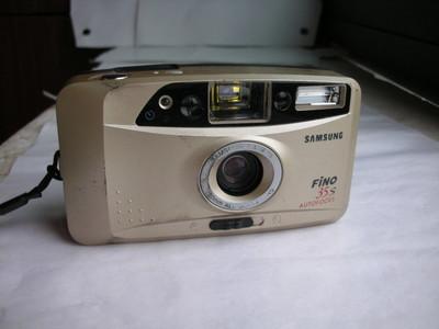 较新三星FINO35S自动对焦袖珍相机