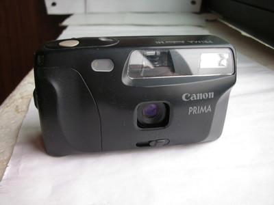 很新佳能PRIMA--HI定焦镜头袖珍自动相机