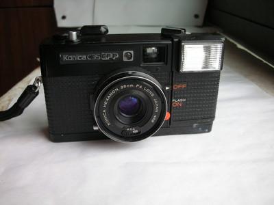较新柯尼卡c35EFP定焦镜头便携相机