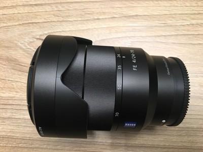 99新 索尼 Vario-Tessar T* FE 24-70mm F4 ZA OSS