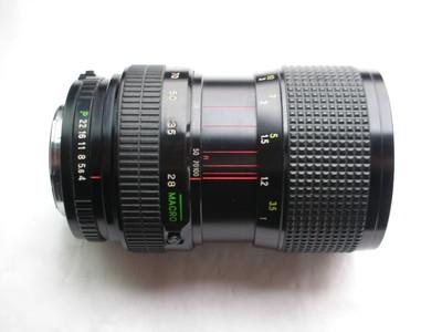 很新理光28--100mmf4恒定光圈镜头,PK卡口,可配各种相机