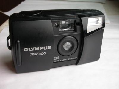 很新奥林巴斯TRIP300定焦镜头袖珍相机