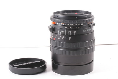 97/哈苏 CFI  120/4 T* Makro-Planar中画幅相机镜头 微距