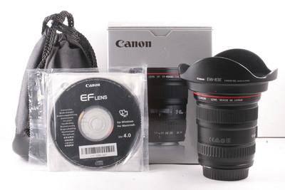 98/佳能 EF 17-40mm f/4L USM 成色极新( 全套包装)编号:UY