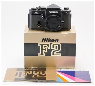 尼康 Nikon F2 Titan 钛版 带包装 新同品