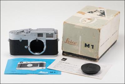 徕卡 Leica M1 旁轴机身 带包装