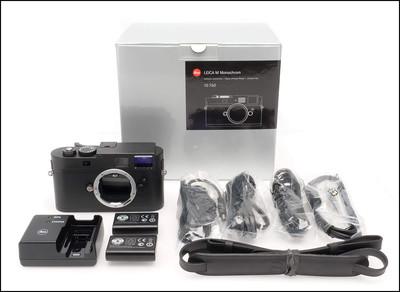 (全新无隐患CCD) 徕卡 Leica Monochrom CCD 黑白机 带包装