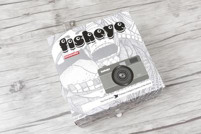个人出售全新 lomography fisheye 鱼眼相机