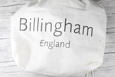 个人出售98新 白金汉 Billingham  Hadley pro