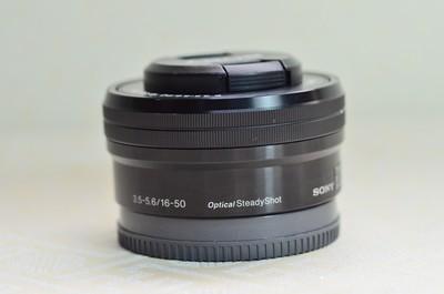 95新二手Sony索尼 16-50/3.5-5.6 OSS E PZ E口(T06111) 津