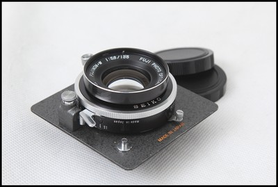 富士FUJINON W135/5.6 大画幅座机镜头