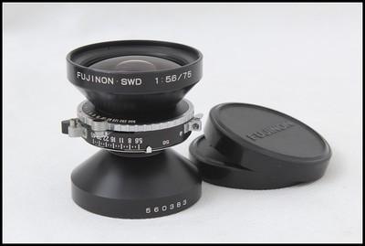 富士FUJINON SWD 75/5.6大画幅座机镜头