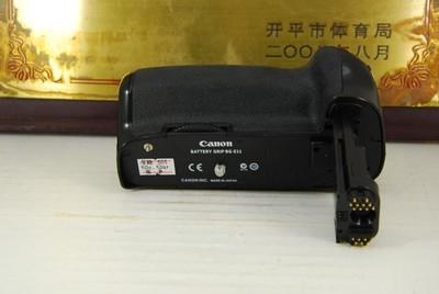 95新 佳能 BG-E11 国产手柄 电池盒 佳能 5D3 5DS 5DSR 单反 适用