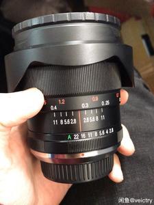 【宾得卡口】老蛙Laowa 12mm F2.8 D-Dreamer广角镜头
