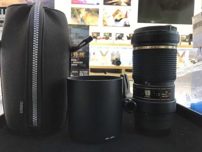 腾龙 SP AF180mm F/3.5 Di LD [IF] MACRO1:1(B01)佳能口