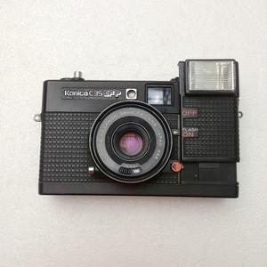 柯尼卡 C35 EFP HEXANON 38mm/f2.8定焦镜头135旁轴胶片机