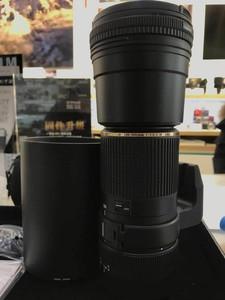 腾龙 SP AF 200-500mm f/5-6.3 Di LD IF(A08)佳能口