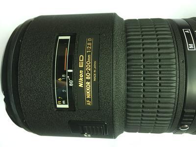 尼康(Nikon)AF 尼克尔 80-200mm f/2.8D ED