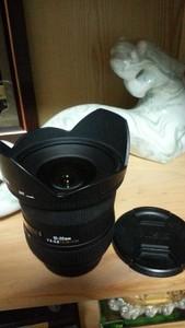 适马 10-20mm f/4.0-5.6 EX DC HSM(尼康口)