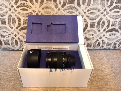 卡尔.蔡司Milvus 50mm f/1.4 ZF.2