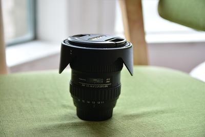 图丽 AF 11-16mm f/2.8 (尼康口)