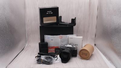 99新行货带包装在保富士X-T20+18-55镜头
