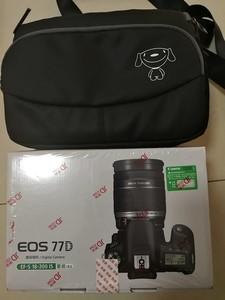 佳能EOS 77D套机(含18-200 IS镜头)