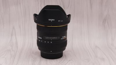 95新适马 10-20mm f/4.0-5.6 EX DC HSM(尼康口) 新涂层