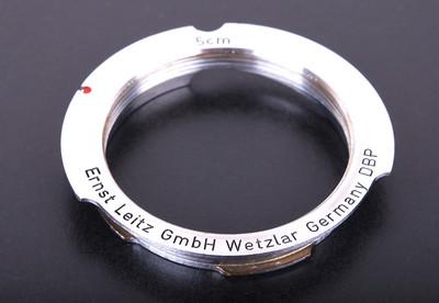 徕卡 L-M转接环 For M2/M3等 50mm镜头用#jp19381