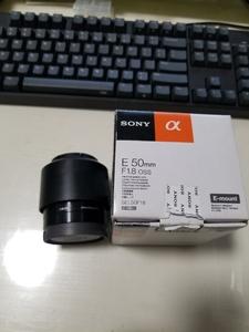 索尼 E 50mm f/1.8 OSS(SEL50F18)