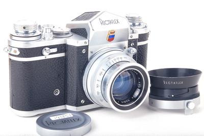 Rectaflex camera 带爱展能50/1.8 type S1镜头 美品#jp19385