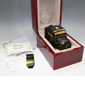 玛米亚RB67五十周年镀金纪念版