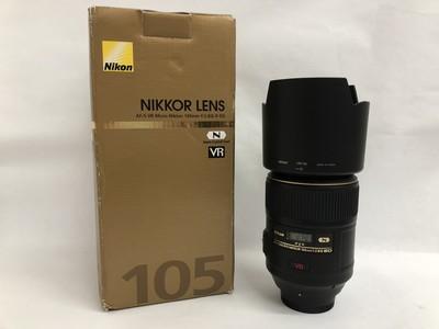 《天津瑞亚》99新 尼康 AF Micro Nikkor 105/2.8D