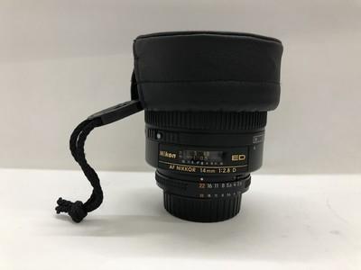 《天津瑞亚》98新 尼康 AF 14/2.8D ED 镜头