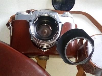 福伦达 bessamatic (septon) 相机