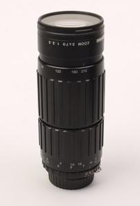 爱展能 zoom 2x35/2.5-3.3 35-70/2.5-3.3镜头用外对焦简#X00746