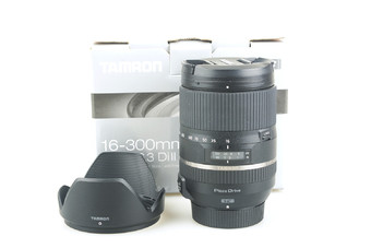 99新 腾龙16-300mm f/3.5-6.3