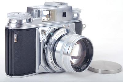 福伦达 Prominent II +nokton 50/1.5镜头银色套机#jp19463