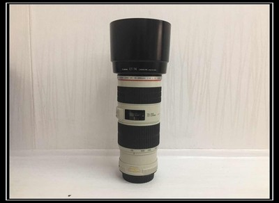 《天津瑞亚》97新 佳能 EF 70-200/4L IS USM(小小白IS)