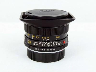 徕卡Leica Elmarit-R 28/ 2.8 E55版