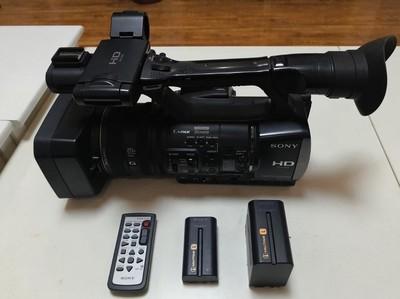 索尼(Sony) HDR-AX2000E高清摄像机  成色极品