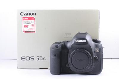 99/新 佳能EOS 5Ds 全画幅单反相机 成色极新(全套包装)