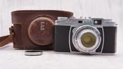 93新 日产罕见的Kowa Century 35 48mm F2.8 旁轴相机