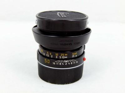 徕卡Leica Summicron-M 50/2 黑色虎爪版