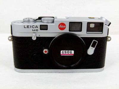 徕卡Leica M6 银色