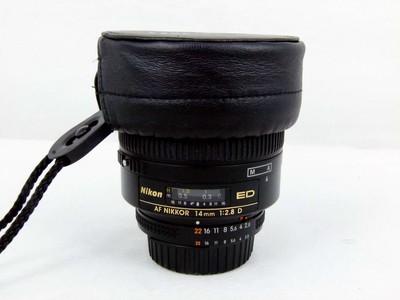 尼康 AF 14mm f/2.8D ED