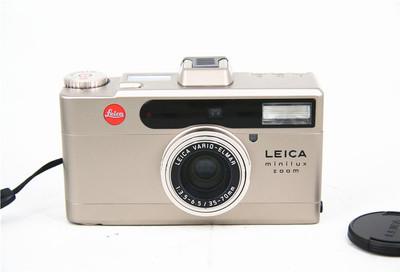 Leica/徕卡 minilux ZOOM 35-70便携式口袋机 旁轴胶片 98新